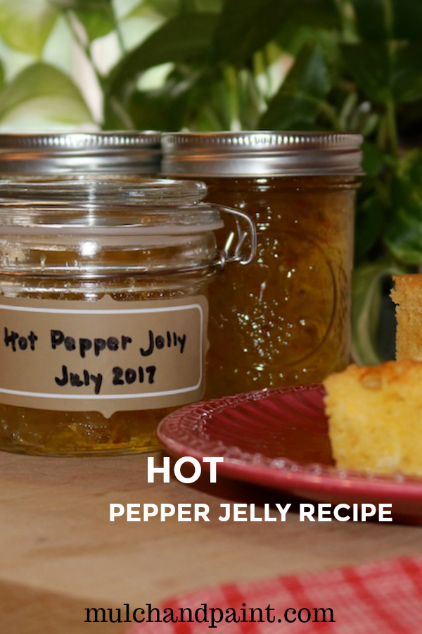 Hot Peper Jelly, Habanero Jelly, Pepper Jelly