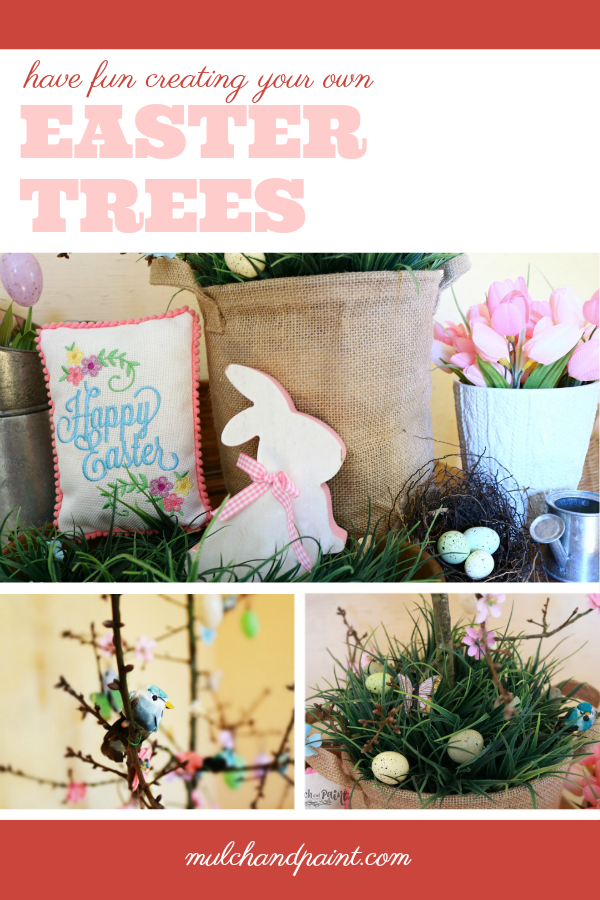 Easter Trees, Spring Trees, Easter decorations