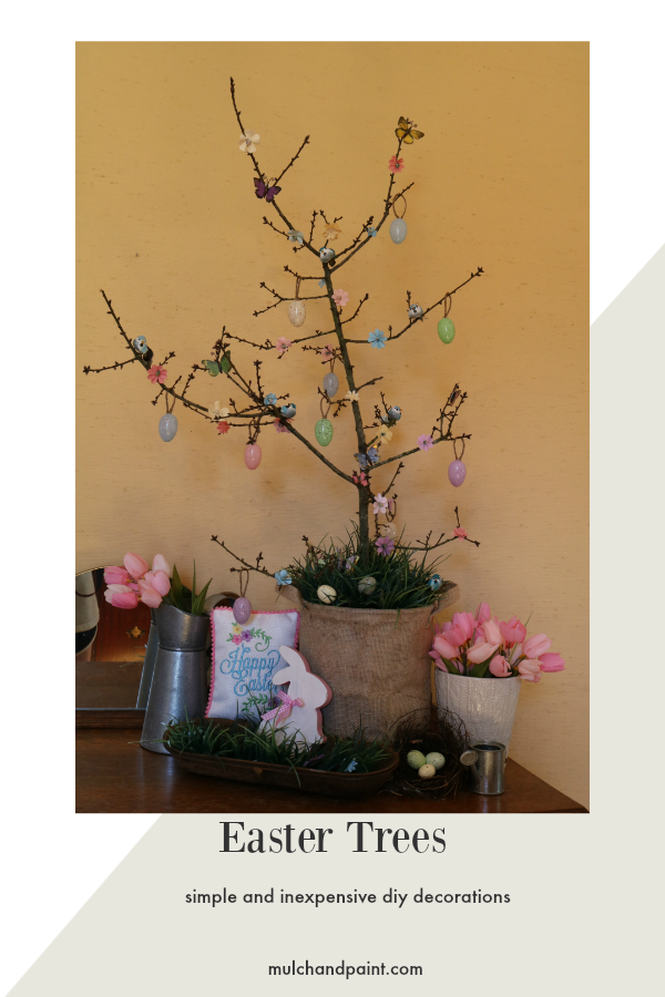 Easter Tree, Spring Tree, Easter Decorations