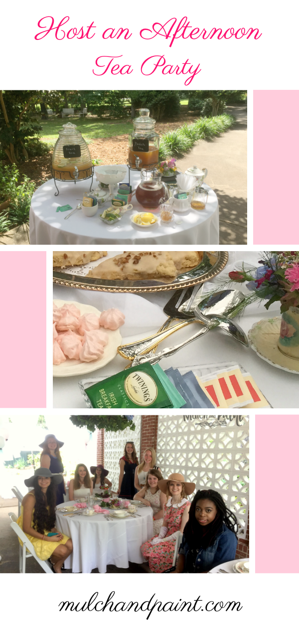 Host an Afternoon Tea Party at Home, Tea Party, Tea Party Ideas, Tea Party Decorations, Tea Party Recipes, Tea Party