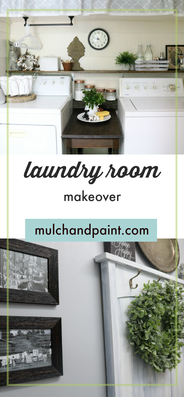 Laundry Room makeover pinterest