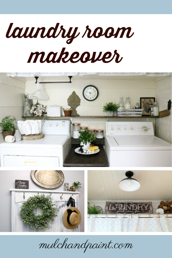 Laundry Room makeover pinterest2