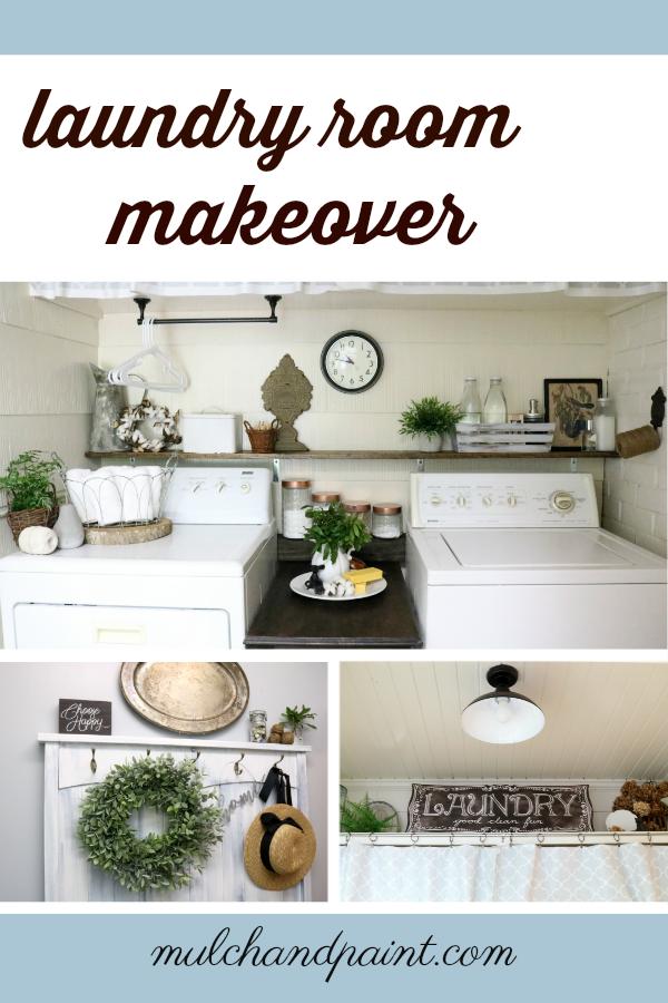 Laundry Room makeover pinterest2