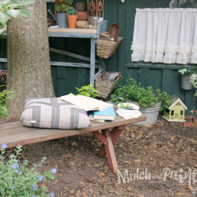 Potting Bench Refresh