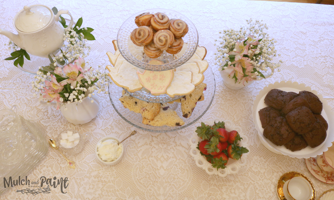 Tea Party Tablescape, Tea Party Ideas, Tea Party Food
