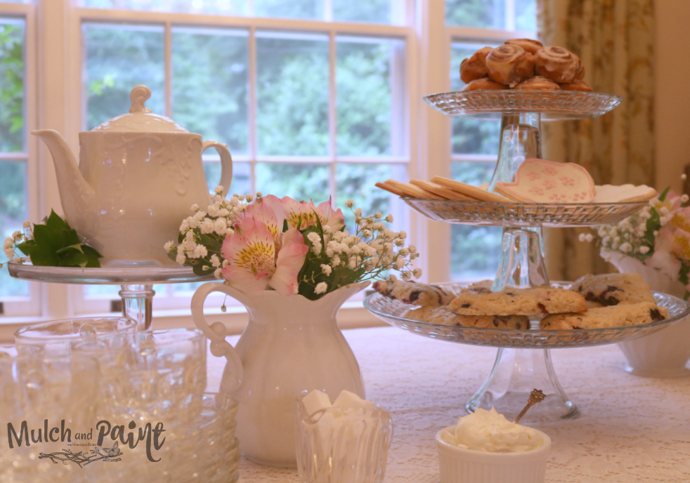 Tea Party, Tea Party Food, Tea Party for Royal Wedding