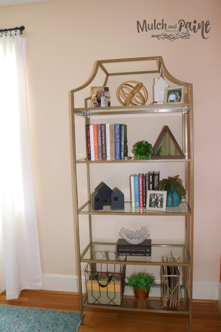 Book Shelf Decor Home Office