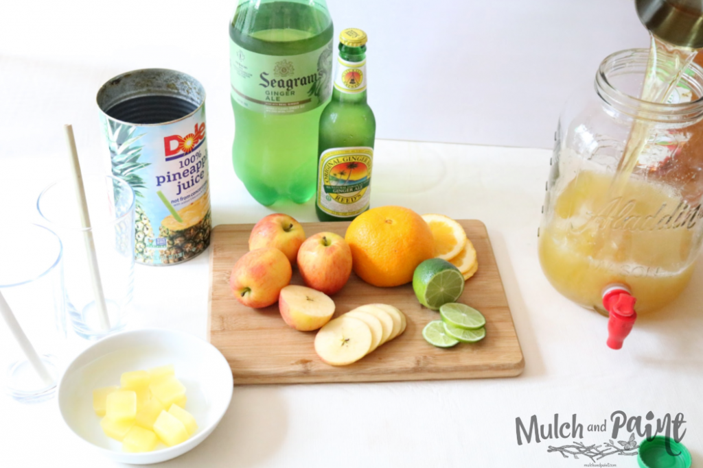 Apple Punch Ingredients