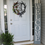 Front Door Decor for Summer