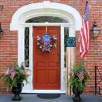 Got a WELCOME sign on your front porch?  Do this!
