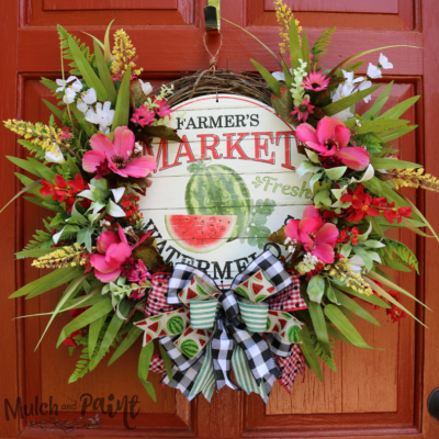 Summer Wreaths II:  Return of the Hydrangeas