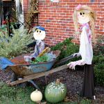Our Scarecrow Family
