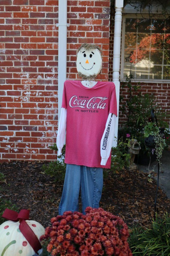 Boy Scarecrow, DIY Scarecrow