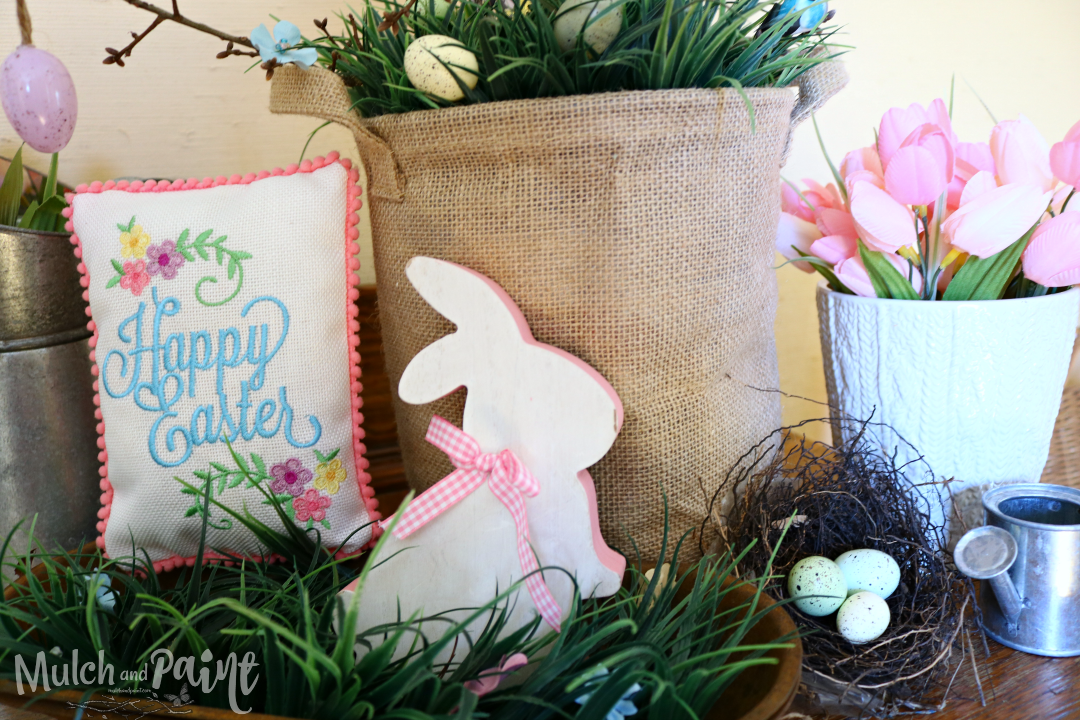 Easter Tree, Spring Tree, Easter decorations, Spring decorations, Easter bunny, Easter eggs