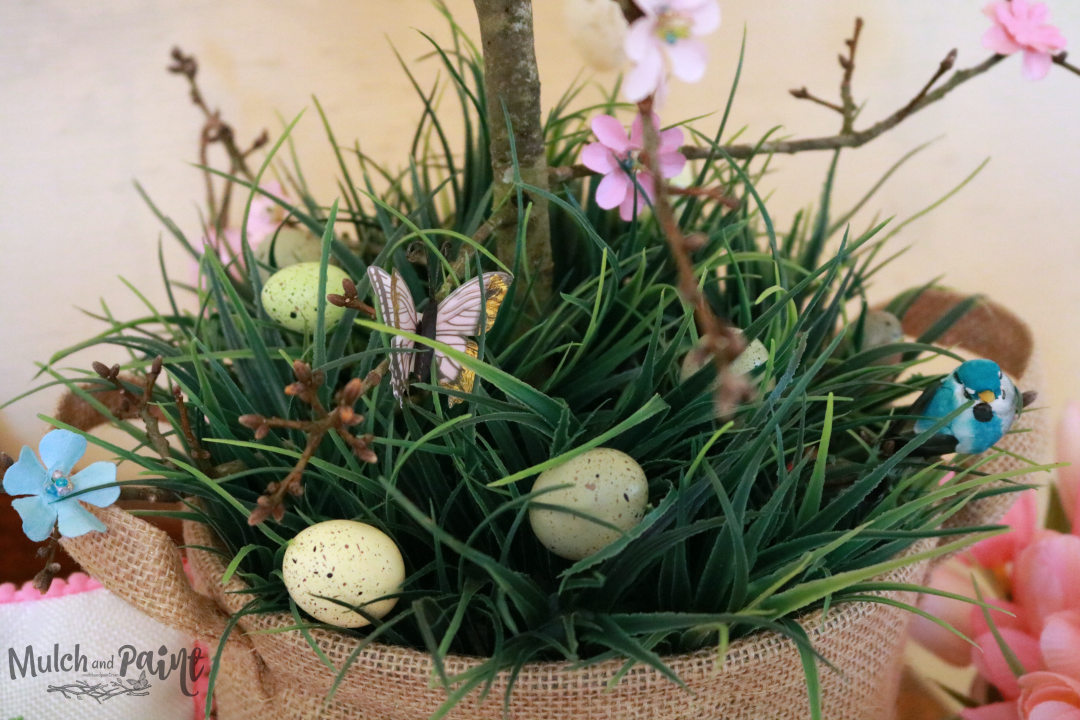 Easter Tree, Spring Tree, Easter eggs