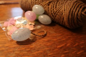 Easter egg ornaments, Easter Tree, Spring Tree, egg ornaments