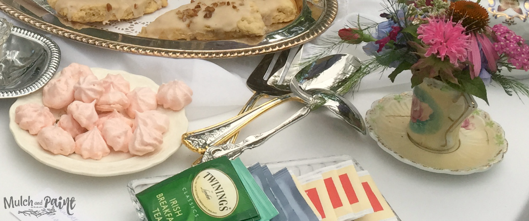 An Afternoon Tea Party, Host a tea party, Tea Party Recipes