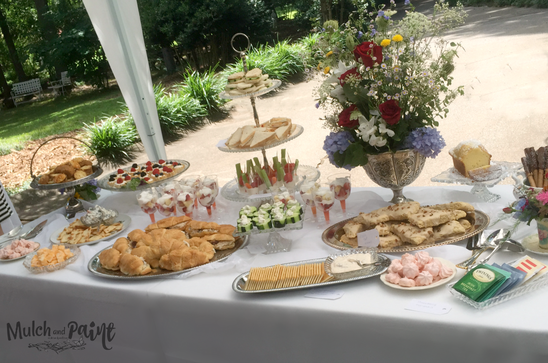 Birthday Tea Food, Tea Party Recipes, Birthday Tea Party