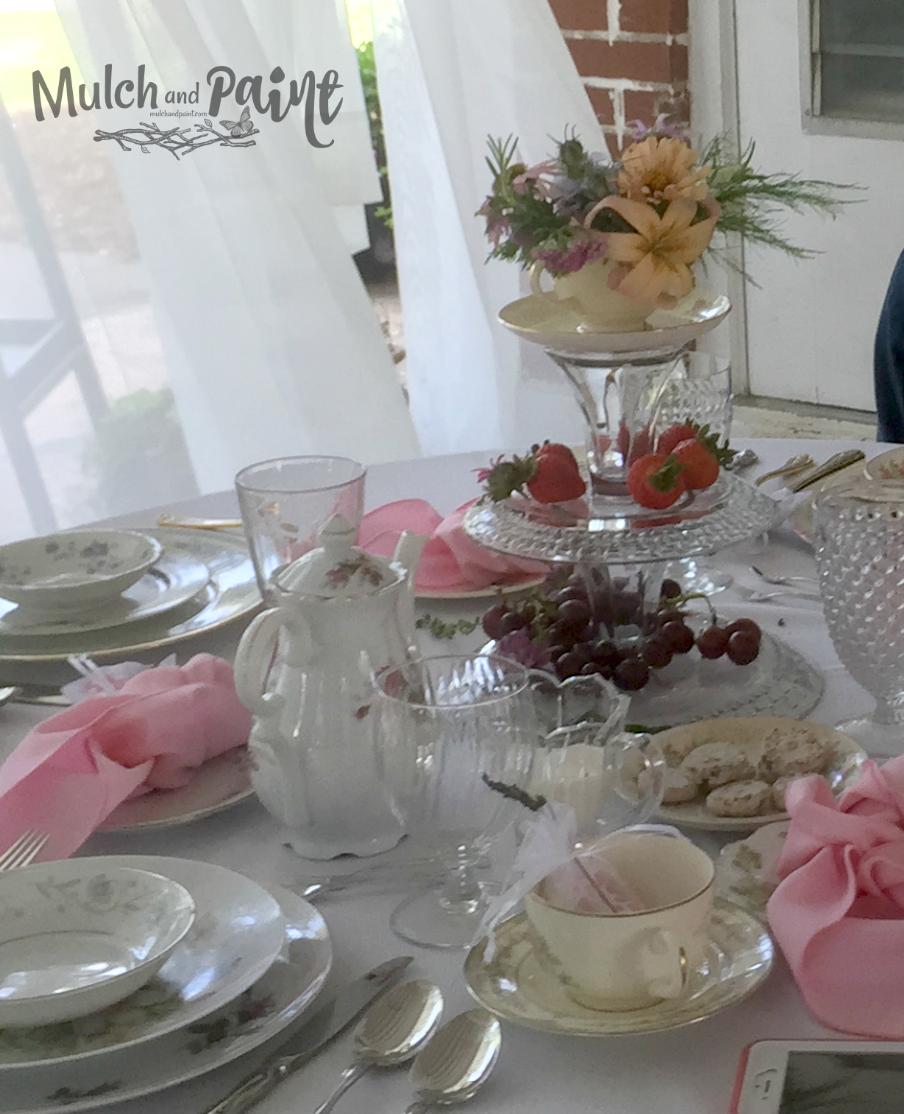 Tea Party Table Decor, Birthday Tea Party, Tea Party Ideas and Recipes