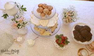 Tea Party Tablescape, Tea Party Ideas, Tea Party Food